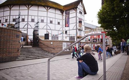 Shakespeare's Globe Tour & Exhibition and Afternoon Tea