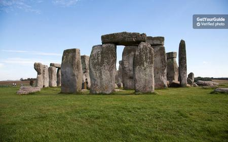 Stonehenge Independent Tour with Extended Time