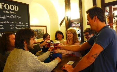 London: West End Beer Tasting Pub Tour
