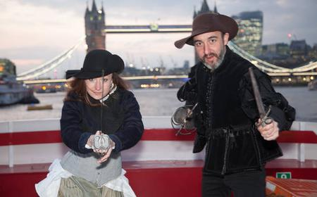 London: Shakespeare's Dinner Cruise