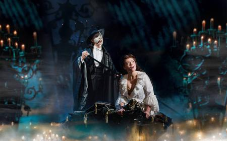 Phantom of the Opera Tickets: West End London