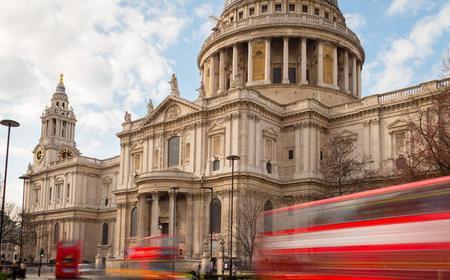 London: Classical city tour