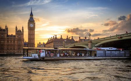 London: River Thames Dinner Cruise