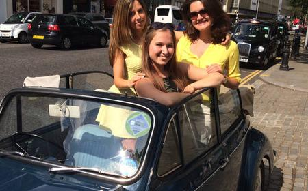 London: 1-Hour Sightseeing Tour by Classic Car