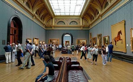 London National Gallery & East End Street Art Tour