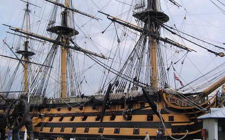 Portsmouth Historic Dockyards & HMS Victory Day Tour