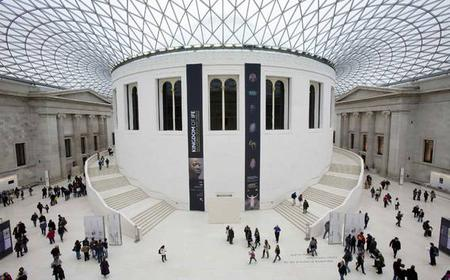 London: British Museum and Camden Town Half-Day Tour
