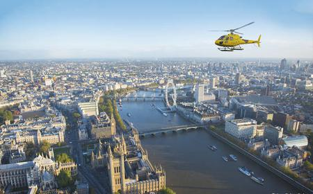 London: 18-Minute Helicopter Flight