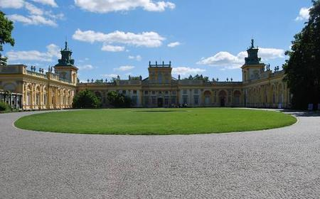 Warsaw: 3-Hour Tour of the Palace and Museum at Wilanów