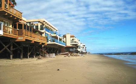 Homes of the Stars Malibu Tour from Santa Monica Pier