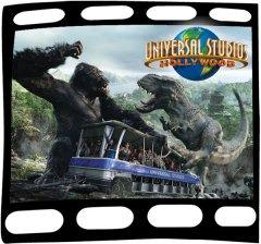 Universal Studios Hollywood: Round-Trip Transportation