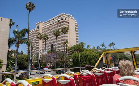 Los Angeles Sightseeing Hop-on-Hop-off Bus Ticket
