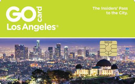 Go Los Angeles Card: All-Inclusive Attraction Pass
