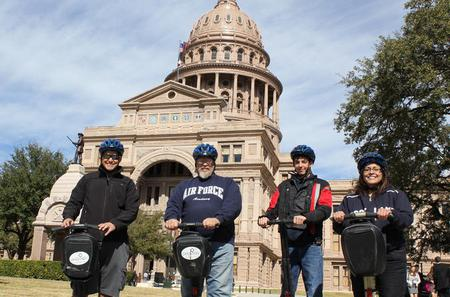 Capitol of Texas Segway Tour