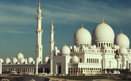 Abu Dhabi: City Tour including Sheikh Zayed Mosque
