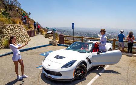 Mulholland Drive: Corvette Z06 Tour