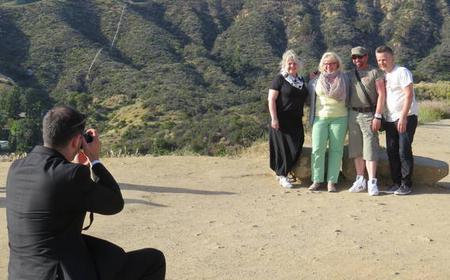 Los Angeles 8-Hour Tour by Mercedes Sprinter Van