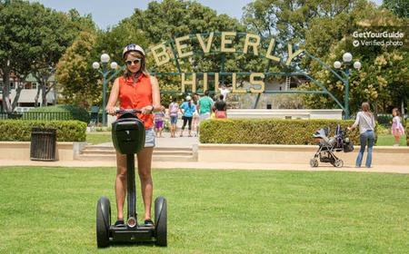 Los Angeles: 2-Hour Beverly Hills Segway Tour