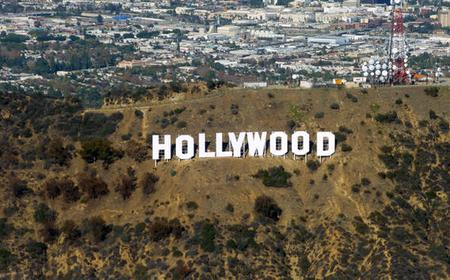 Los Angeles: 30-Minute Private Flight to Hollywood Sign