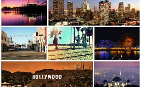 Los Angeles: Guided City Tour in Your Own Car