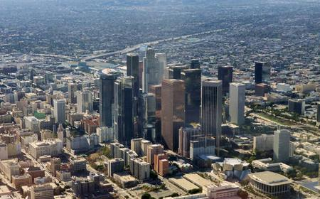 Route 66 Private Flight: Downtown LA to Santa Monica