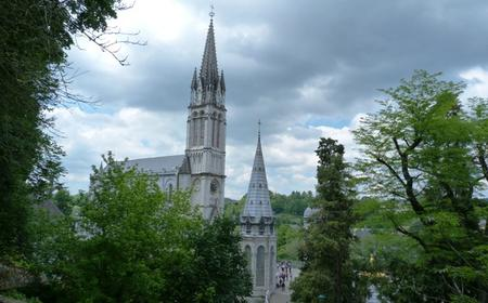 Lourdes : Half-Day Guided Walking Tour of the Sanctuary