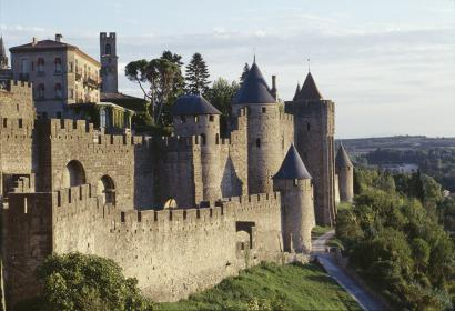 Carcassonne Full-Day Tour from Lourdes