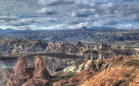Northern Cappadocia Full-Day Tour