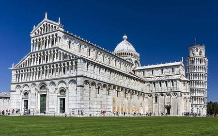 Tuscany: Full-day Pisa and Lucca Tour