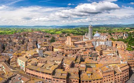 Siena, San Gimignano, and Wine Tasting Full-Day Tour