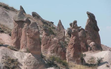 Cappadocia Day-Tour: Göreme, Cave Dwellings, & More