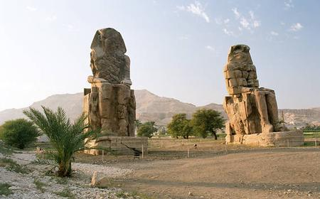 From Luxor: Full-Day Trip to the East & West Banks