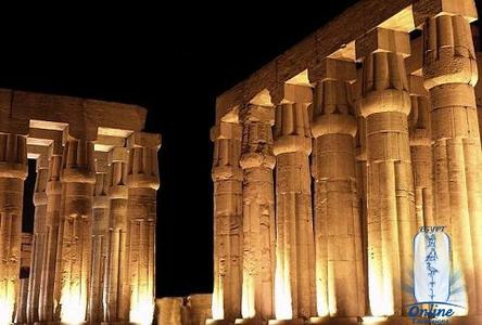 Sound and Light Show at Karnak Temples from Luxor