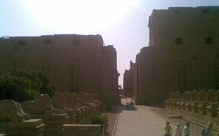 Karnak Temple and 2-Hour Nile Sailing Trip