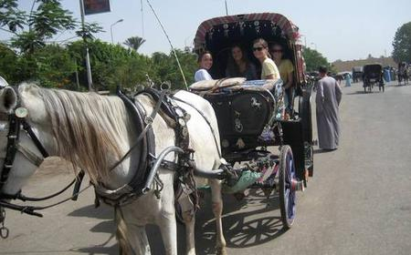 Karnak & Luxor Temple Half-Day Tour by Horse-Drawn Car