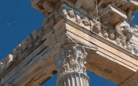 Full-Day Tour with Perge, Aspendos and Side