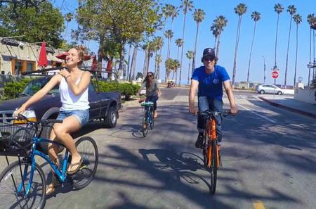Santa Barbara Bike and Beverage Tour