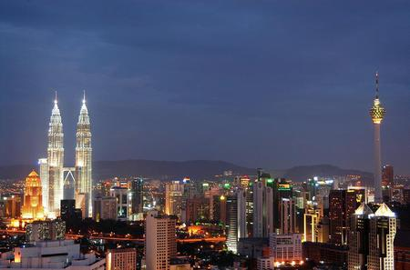 2-Hour Dinner at KL Tower Revolving Restaurant with 1-Way Transfer