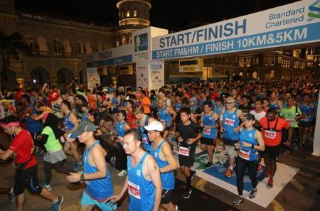 3-Day Package: Marathon Run 2017 in Kuala Lumpur