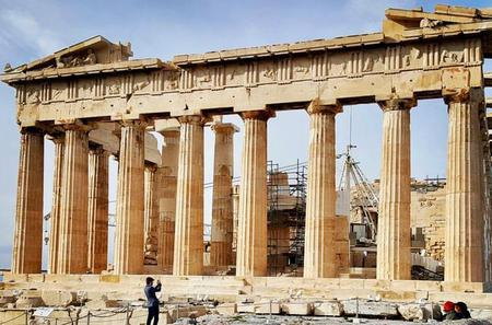 Acropolis of Athens Walking Tour with optional Ancient Agora