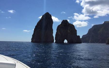 Private Capri Day Cruise from Sorrento
