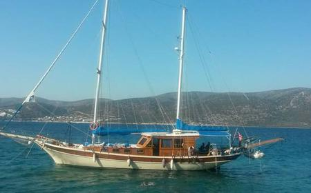 Bodrum Private GULET Tour daily