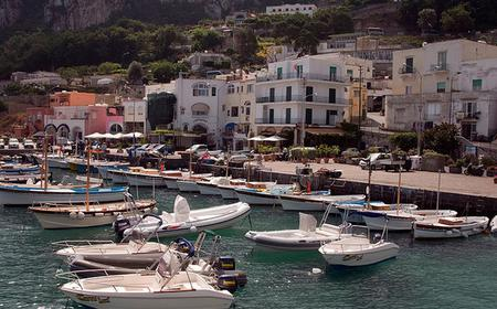 3-Day Tour of Capri & Naples from Rome