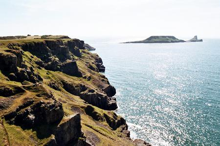 Golden Gower: Full-Day South Wales Tour from Cardiff