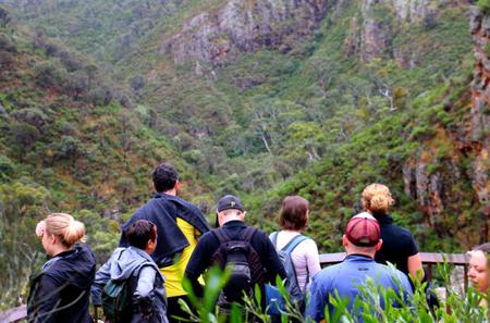 Half Day Small-Group Morialta Conservation Park Trip from Adelaide