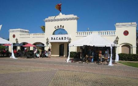 Bacardi Distillery Tour with Fort and Shopping