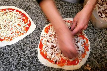 Cooking Class in Rome: Make Your Own Pizza