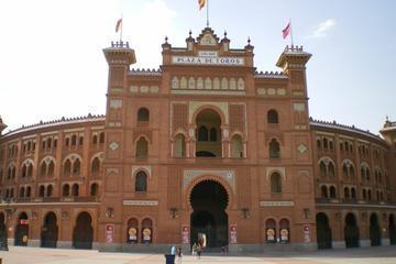 Las Ventas Bullring Entrance Ticket and Bullfighting Museum of Madrid Audio Tour