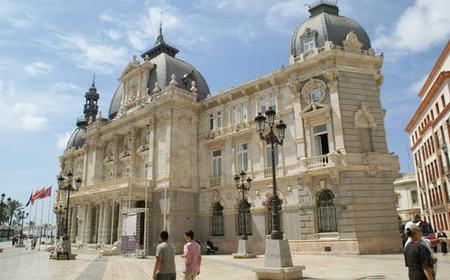 Cartagena: 3-Hour Guided Walking Tour