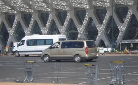 Marrakech-Menara Private Airport Transfer